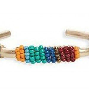 Nordstrom Treasure & Bond Bead Cuff Bracelet NWT